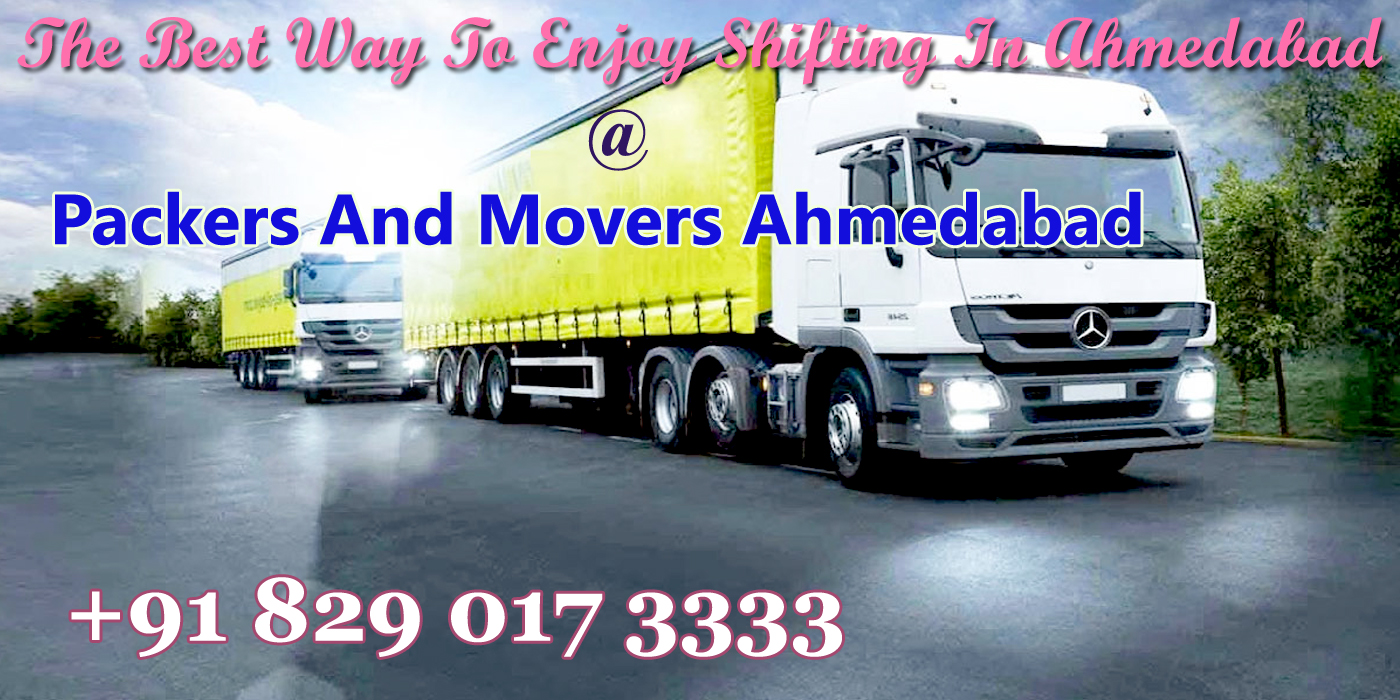 Packers and Movers Ahmedabad Charges