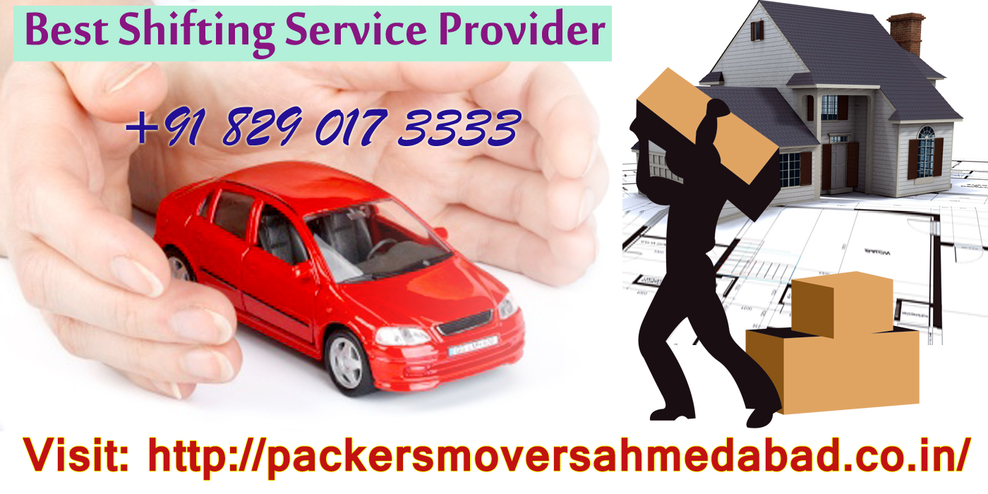 Packers and Movers Ahmedabad Shifting Services