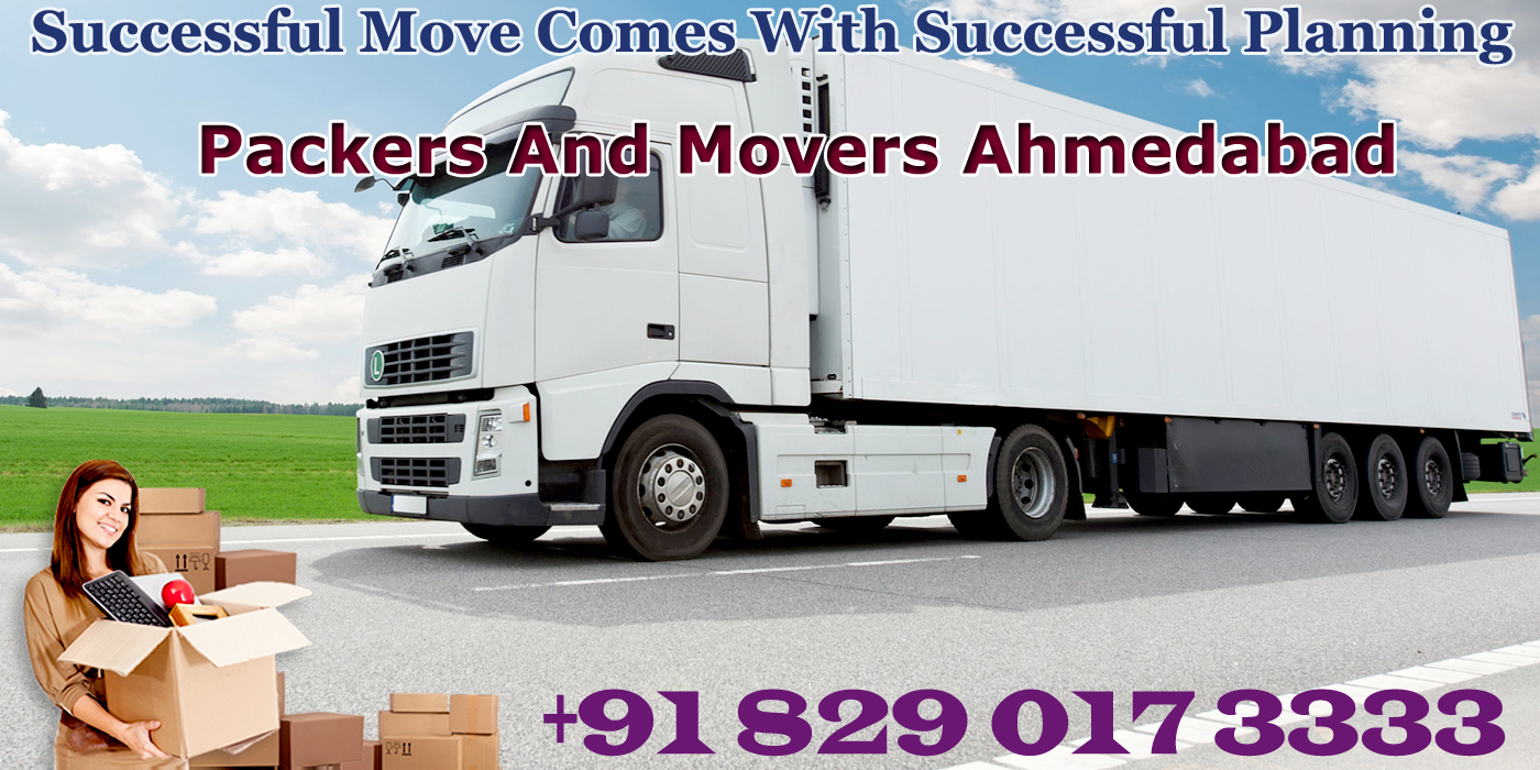 Top And Safe Packers And Movers Ahmedabad