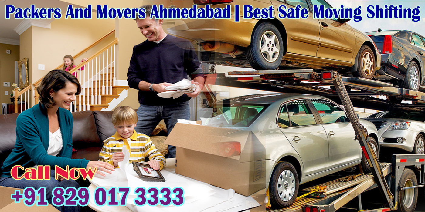 Reliable Movers and Packers Ahmedabad